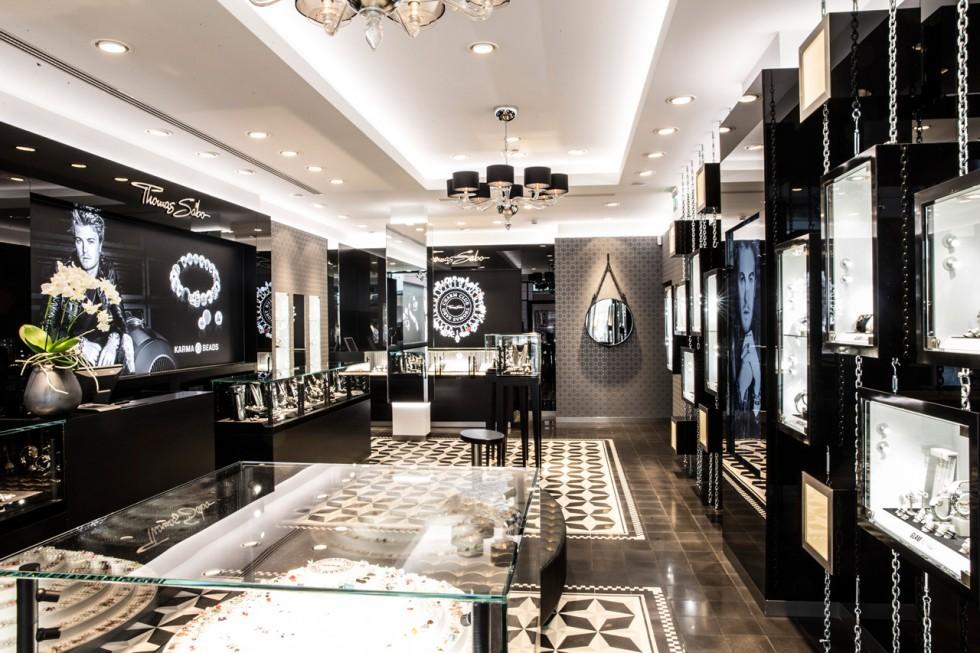 Thomas Sabo Flagship-Store, Frankfurt
