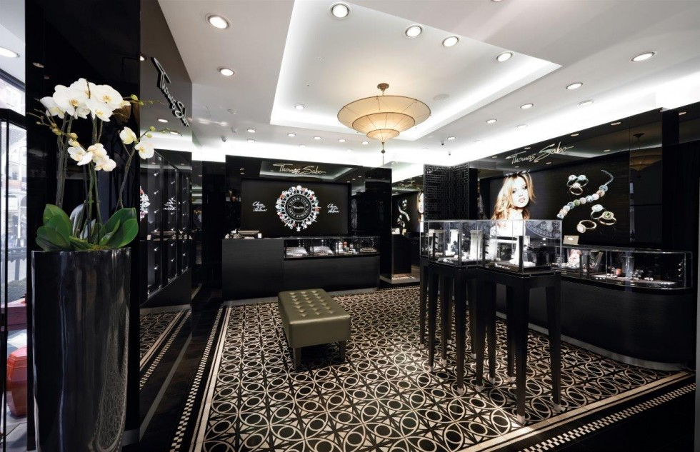 Thomas Sabo Flagship-Store, London
