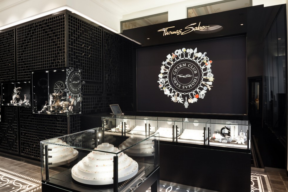 Thomas Sabo Flagship-Store, Zürich